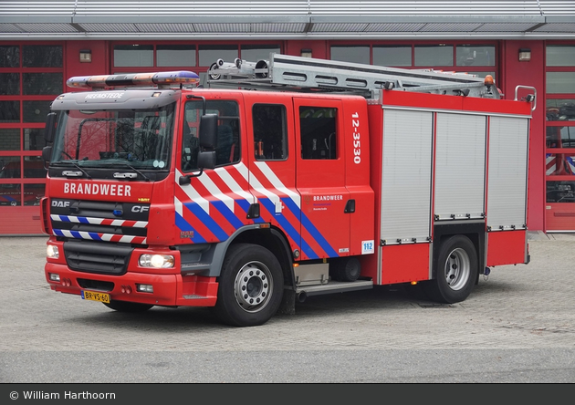 Heemstede - Brandweer - HLF - 12-3530