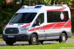Krankentransport Spree Ambulance - KTW (B-SP 3475)