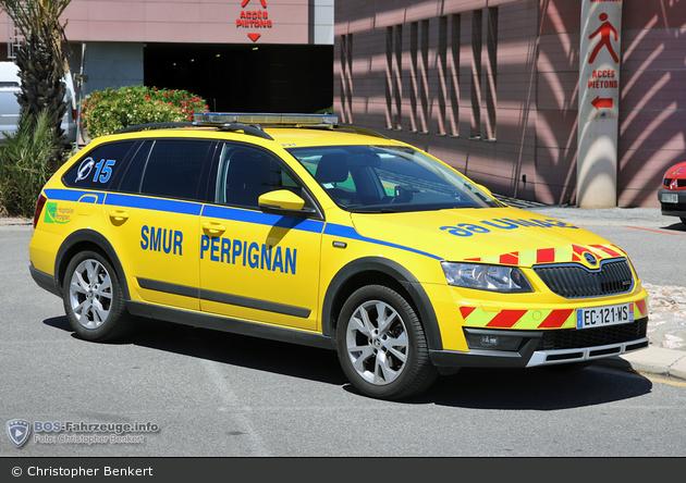 Perpignan - SAMU 66 - NEF - VLM