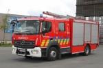 Antwerpen - Brandweer - HLF - A11