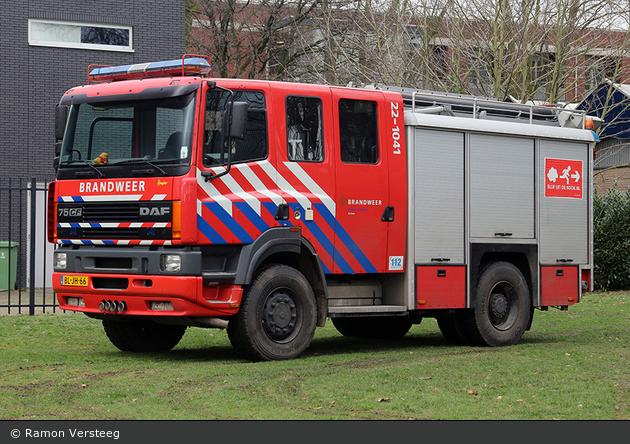 Asten - Brandweer - HLF - 22-1041 (a.D.)