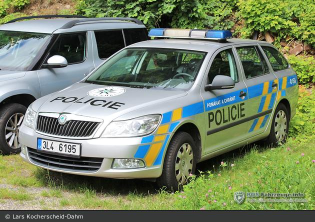 Liberec - Policie - FuStW - 3L4 6195