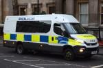 London - Metropolitan Police Service - mMKW - DZZ