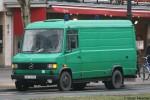 BePo - MB 611 D - Logistikfahrzeug