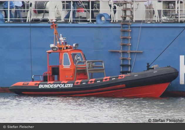 """Bundespolizei - Kontrollboot """"Roland"""" - BP 24 """"Bad Bramstedt"""""""