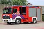 Utrecht - Veiligheidsregio - Brandweer - HLF - 09-8036