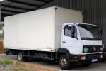 BS-PV 598 - MB 814 - Logistikfahrzeug