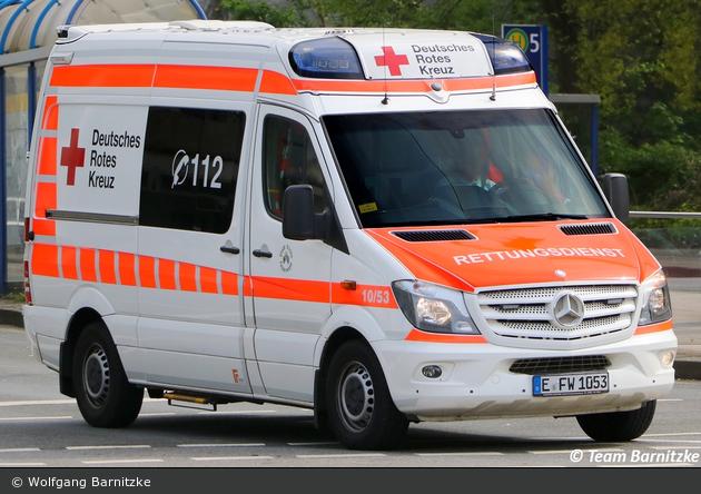 Rotkreuz Essen 20 KTW 05