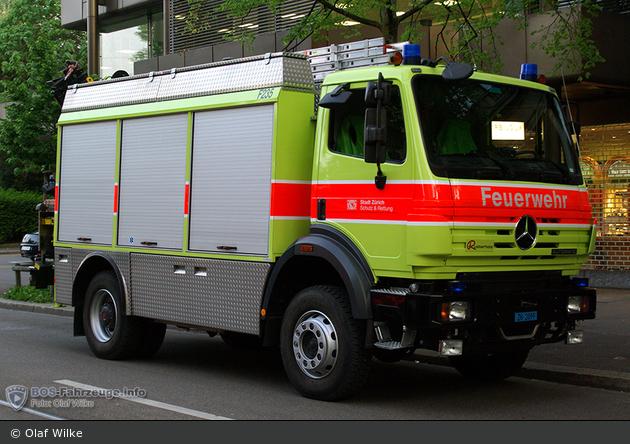 Zürich - Schutz & Rettung - PIF - F 235