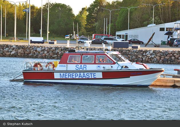 """Kärdla - Hiiumaa Vabatahtliku Merepääste - Seenotrettungsboot """"WIIMA"""""""