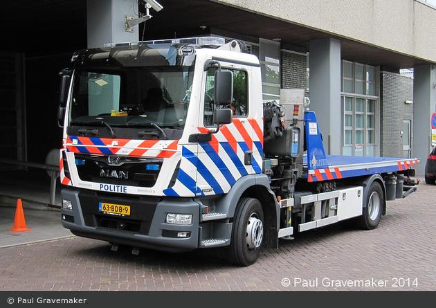 Amsterdam - Politie - DFS - ASF - 3606