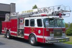 Asheboro FD - Ladder 322
