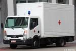 Bruxelles - Croix-Rouge de Belgique - GW-L - BR04