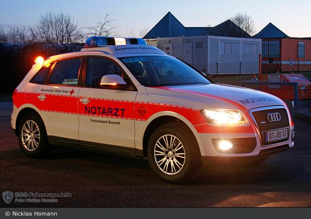 Rotkreuz Bayreuth 76/01