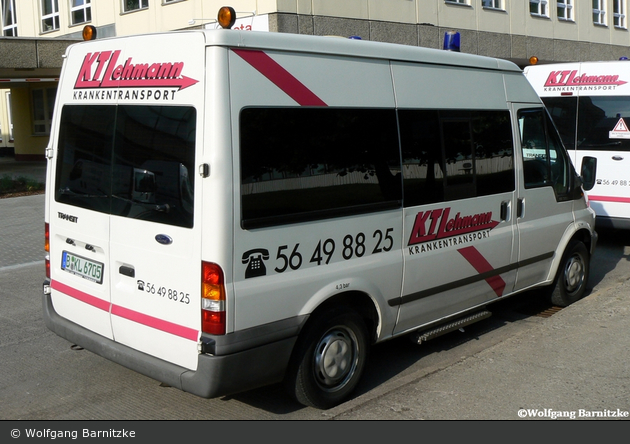 Krankentransport KT Lehmann - KTW