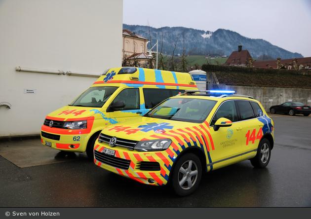 CH - Sarnen - Kantonsspital Obwalden - EA & RR
