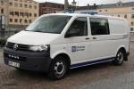 Göteborg - Göteborgs Spårvägar AB - Unfallhilfsfahrzeug