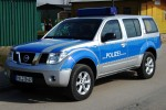 Wismar - Nissan Pathfinder 4x4 - FuStW