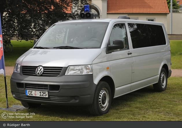 Justiz - Celle - VW T5 - GefKW