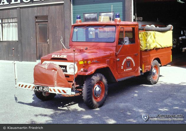 Skagen - Falck - SW 500 - 02-47/1008 (a.D.)