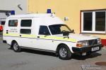 Schönebeck (Elbe) - Ambulanzmobile - RTW der DDR