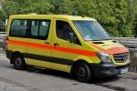 Ambulance Köpke - KTW (HH-AK 3906)