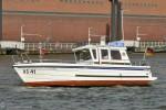 WS41 - Polizei Hamburg - WS 41