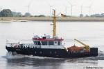 WSA Hamburg - Vermessungsschiff - Wedel