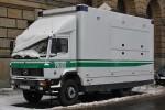 Dresden - MB 1117 - Übertragungswagen