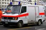 Zürich - StaPo - Verkehrspolizei - Signalisationsfahrzeug (a.D.)