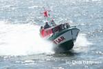 Seenotkreuzer HANNES GLOGNER - Tochterboot FLINTHÖRN