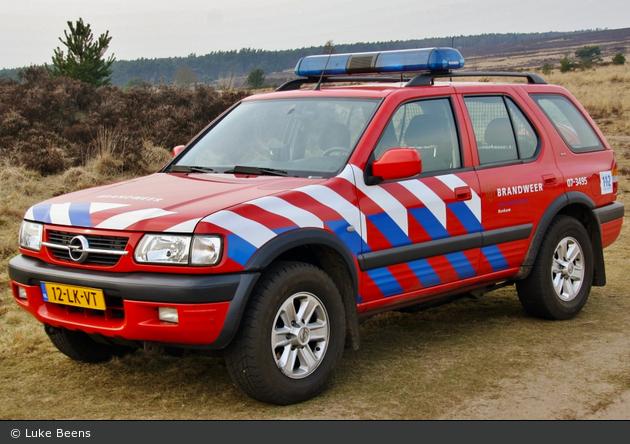 Renkum - Brandweer - KdoW - 07-3495 (a.D.)
