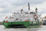 Zollboot Borkum - Cuxhaven