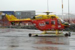 ZK-HLN (Air Rescue 1 - Auckland)