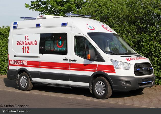 Antalya - Türkiye Cumhuriyeti Sağlık Bakanlığı - RTW