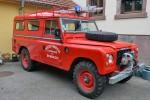 Rimbach-près-Masevaux - SDIS 68 - MZF-Allrad - VLHR