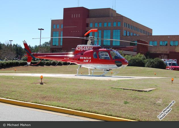N-264MW  (Rescue Air 1 - Atlanta)