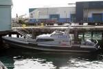 """Wellington City - New Zealand Police - Polizeiboot """"POLICE 8"""""""
