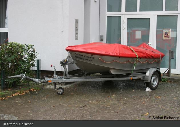 Florian Berlin FwA-Rettungsboot 40