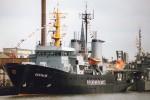 Fischereischutz Hamburg - Seefalke (a.D.)