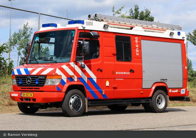 Bronckhorst - Brandweer - SW - 06-9163
