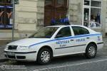 Slaný - Městská Policie - FuStW - 5S7 3156