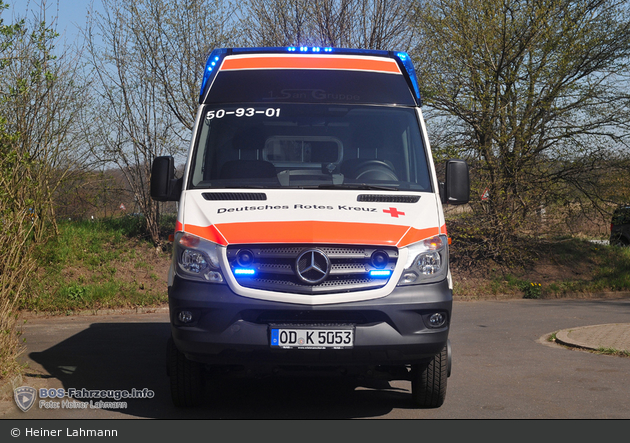 Rotkreuz Stormarn 59/93-01