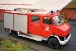 Wolfurt - Betriebsfeuerwehr ÖBB Infrastruktur - TLF 2000 (a.D.)
