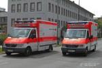 Rotkreuz Darmstadt 97/84 und Rotkreuz Darmstadt 97/83