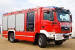 MAN TGM 13.290 4x4 - Rosenbauer - HLF 10