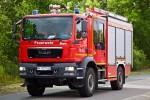 Wilhelmshaven - Feuerwehr - FlKfz-Gebäudebrand 2. Los(Florian Wilhelmshaven 93/23)