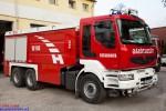 Tatabánya - Tűzoltóság - GTLF 9000