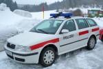 BG-03509 - Skoda Octavia - Funkstreifenwagen