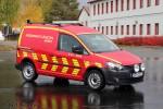 Aneby - Räddningstjänsten Aneby - IVPA-/FIP-bil - 2 43-6708
